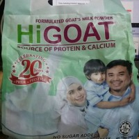 Jual Susu Kambing Hi goat / Higoat susu bubuk / Hi Goat madein Malaysia Murah