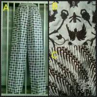 Celana Batik Pria