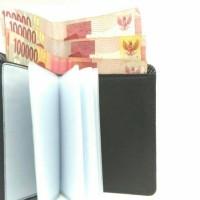 dompet card holder wanita pria