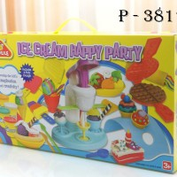 Play Dough / Mainan Lilin Anak