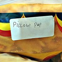 Jual SNACK PILLOW POP KEJU | BANTAL KEJU 1BALL (1.7KG) Murah