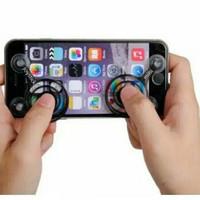 Fling Mini Joystick Mobile Game Controller All Handphone Android ipad