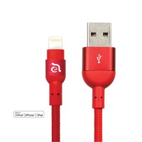 harga Cable Lightning 200cm Adam Elements Peak 200b Red Tokopedia.com