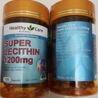 Healthy Care Super Lecithin 1200mg 100 kapsul