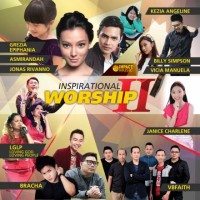 CD ORIGINAL Lagu Rohani Kristen Inspirational Worship Vol. 2