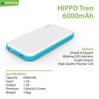 Jual Hippo Power Bank Tren series 12000 mAh Simple Pack Murah