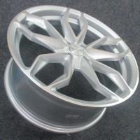 velg mobil model hre jd201 ring 18 pcd 4x100 silver