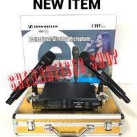 harga Mic Sennheiser Ew 100 G6 Wireless Microphone Tokopedia.com
