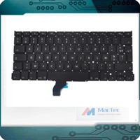 Keyboard US layout For Macbook Pro Retina 13' A1502 2013-2015 year