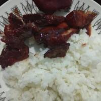 Jual Babi panggang merah / Babi charsiu 1/2 Kg. Murah