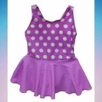 baju renang bayi perempuan dress dres anak 6 7 8 9 10 11 bulan 1 tahun