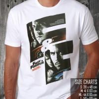 Jual Kaos Distro BP-15 Fast & Furious JUNSWEAR Murah