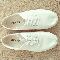 Sneakers Rubi Shoes Canvas White