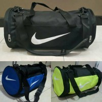 travel bag tas tabung nike olahraga gym futsal fitness basket