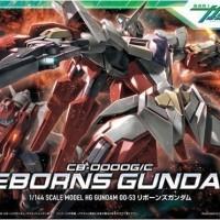 Bandai HG 00 53 Reborns Gundam 1/144 Scale Model HG Gundam 00-53