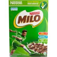 Nestle Milo Cereal Ball 330 gram Sarapan Sereal Gandum Cokelat