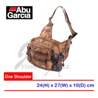 Abu Garcia One Shoulder Bag 24x27x10 - Tas Pancing Selempang