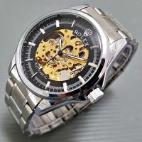 Jam tangan Rolex pria kw super harga murah terbaru rantai stainless