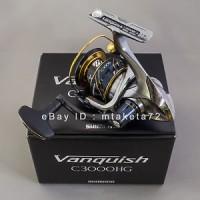 alat pancing - Shimano 16 Vanquish C3000HG, Spinning Reel Made In Japa