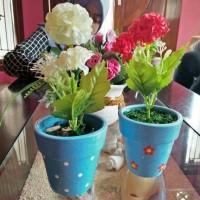 Jual vas bunga unik Murah