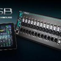 mixer digital 16 cxxnel allen & heath QU SB original