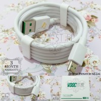 Kabel Data Usb Oppo Vooc Find 7 7a N3 R5 R7 R7s F1 Plus Fast Original