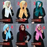 Jual Jilbab Hoodie Isyana original by Sheen Hijab Murah