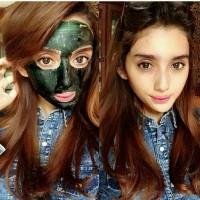 TERMURAH Masker Spirulina Tiens 25 Kapsul | Mencerahkan Wajah Anda