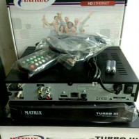 MATRIX TURBO III HD ETHERNET