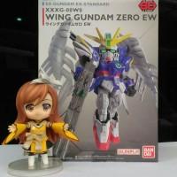 SD Ex Standard Wing Gundam Zero Custom BANDAI