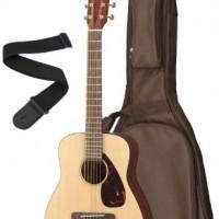 Jual Yamaha FG JR1 3/4 Size Acoustic Guitar Include Case Di Bandung
