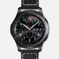 Strap Studio Samsung Galaxy Gear S3 (frontier / Classic) Tuscany Black