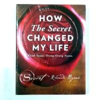 (Baru) Buku How The Secret Changed My Life . Rhonda Brine