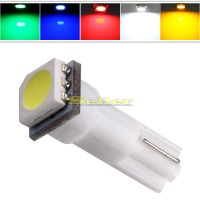 T5 LED Ceramic - Lampu Panel AC, Speedometer Dashboard Mobil Motor