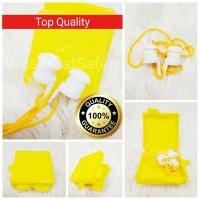 Ear Plug Kotak Kuning Penyumbat Telinga Alat Safety Earplug