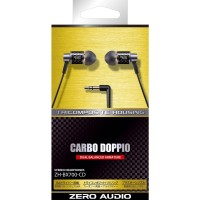 Headset Zero Audio Carbo Doppio BX700-CD Dual Balanced Armature Stereo
