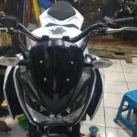 Stang Fatbar + Raiser ORIGINAL Fastbikers for KAWASAKI Z250,NINJA Z25