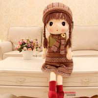 Jual boneka girl rajut import Murah