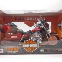 Maisto 1:12 Harley Davidson 2013 FLHTK Electra Glide Ultra Limited