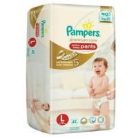 Jual Pampers Premium Care Pants L-42 Murah