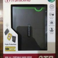 Jual Harddisk Ext Transcend StoreJet 25M3 2TB USB 3.0 Murah