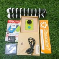 Xiaomi Yi Action Camera Paket Hemat