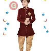 harga Fk 38g Baju Koko Anak Kecil India Pakistan Lebaran Import Maroon Tokopedia.com