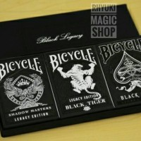 Bicycle Legacy Box Playing Card Kartu Shadow Masters Black Tiger Ghost