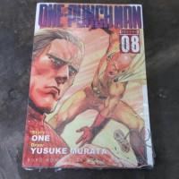 Komik One Punch Man 8