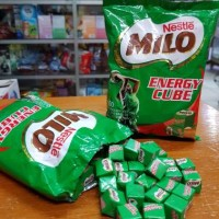 Milo Energy Cube 100 malted cocoa cubes