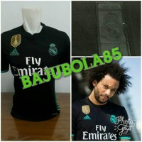 REAL MADRID AWAY 2017 + PATCH FIFA