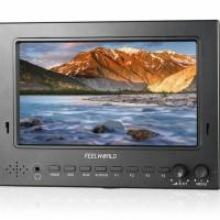feelworld FW-702HSD 7inc Pro-Broadcast HD monitor