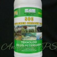 SOC HCS Suplemen Organik Cair Untuk Hewan Ternak dan Ikan