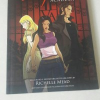 vampire academy graphic novel richelle mead inggris import